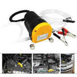 12V 60W Oil/crude oil Fluid Sump Extractor Scavenge Exchange Transfer Pump Suction Transfer Pump + Tubes for Auto Car Boat Mot - The most popular products on Tiktok | GOWOW
