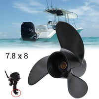 1pc 3R1W64516-0 Aluminum Propeller Outboard 7.8x8 high quality For Tohatsu/Mercury Outboard Motor 5 6HP accessories parts - The most popular products on Tiktok | GOWOW