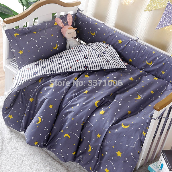 1pcs 100% Cotton Baby Bedding Set Quilt cover for Newborn Babies Crib Bedding Bed sack Baby Duvet Covers(without filling) - The most popular products on Tiktok | GOWOW