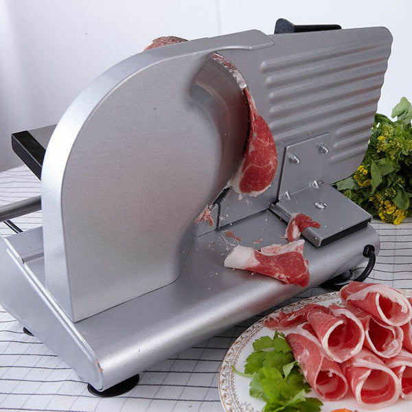 200W Electric Slicer Meat Slicer Household Desktop Lamb Slice Vegetables Bread Hot Pot Ham Meat Machine Adjustable thickness - The most popular products on Tiktok | GOWOW