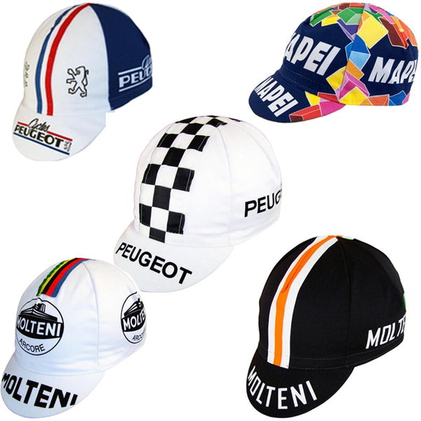 2018  / peugeot / mapei /molteni Cycling Caps Men and Women BIKE wear Cap - The most popular products on Tiktok | GOWOW