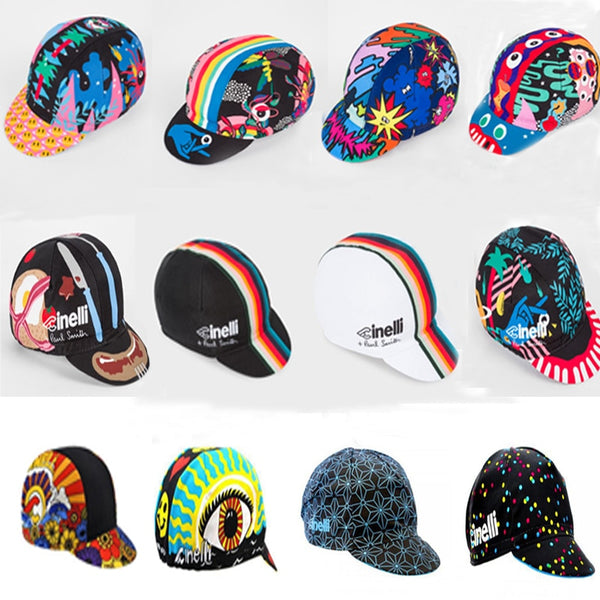 2019 NEW Cinelli Cycling Caps Men and Women BIKE wear Cap/Cycling hats Choose from 12 styles - The most popular products on Tiktok | GOWOW