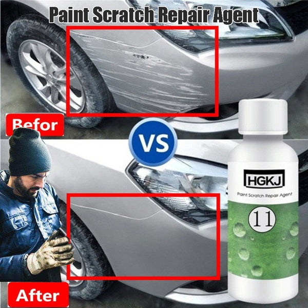 2019 New Car Polish Paint Scratch Repair Agent Polishing Wax Paint Scratch Repair Remover Paint Care Maintenance Auto Detailing - The most popular products on Tiktok | GOWOW