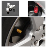2019 New Wheel Caps Theftproof Aluminum Car Wheel Tires Valves Tyre Stem Air Valve Caps Airtight Cove Levert Center Hub Cap - The most popular products on Tiktok | GOWOW