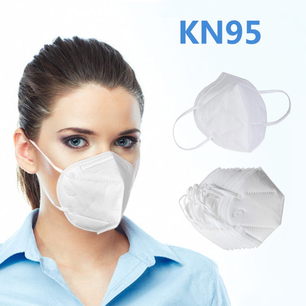 20Pcs Mask KN95 Face Mask PM2.5 95% Filtration Gas N95 Mask Dust Particles Pollution Facial Protective As KNF4 ffp2 Mouth Masks - The most popular products on Tiktok | GOWOW