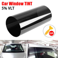 20cm*150cm Solar Film for Car WindscreenTinted In Black Clear Solar Film Anti-UV Sun Shade - The most popular products on Tiktok | GOWOW