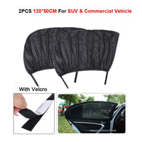 2Pcs Car Window Sun Shade Rear Side Windows Kids Baby Uv Protected Cars Sun Shades Car Rear Side Window Sun Visor Shade Side SUV - The most popular products on Tiktok | GOWOW
