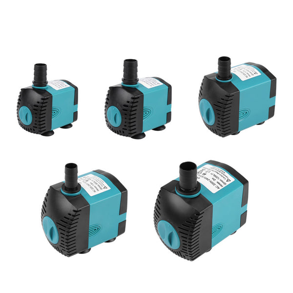 3/6/10/15/25W Ultra-Quiet Submersible Water Pump Filter Fish Pond Aquarium Water Fountain Pump Tank - The most popular products on Tiktok | GOWOW
