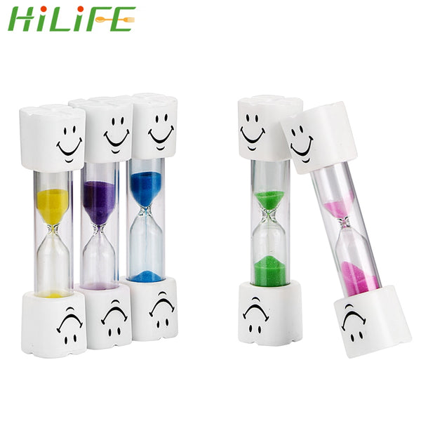 3 Minutes Clocks Hourglasses Toothbrush Timer For Brushing Kids Teeth Smiley Sand Timer  Home Decor - The most popular products on Tiktok | GOWOW