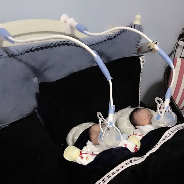 3 Sizes Baby Bottle Rack Free Hand Bottle Holder Feeder Bottles Rack Baby Feeding Holder Drink Water Nursing Holder Support Clip - The most popular products on Tiktok | GOWOW