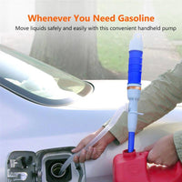 3 in 1 Oil Pump Fuel Pump Water Pump Transfer Non-Corrosive Liquids Powered Electric Outdoor Fuel Transfer Suction Pumps Liquid - The most popular products on Tiktok | GOWOW