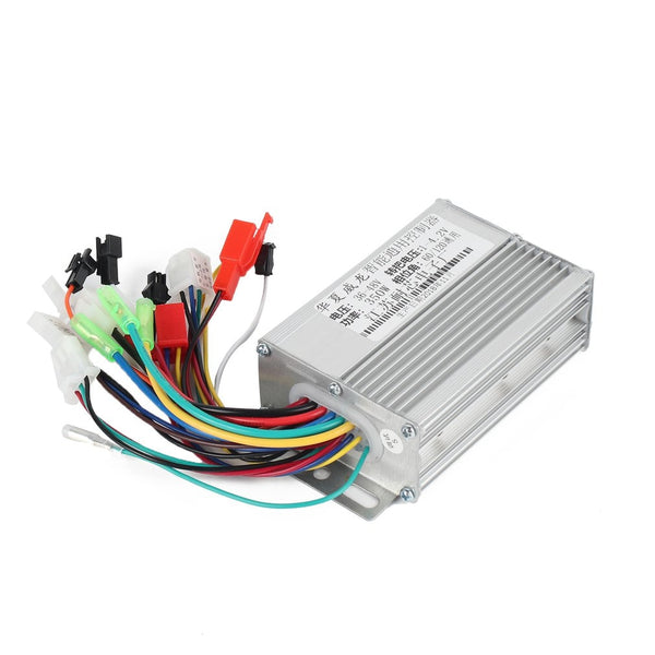 350W 36V/48V Waterproof Design Brush Speed Motor Controller for Electric Scooter Bicycle E-Bike Tricycle Controller New - The most popular products on Tiktok | GOWOW
