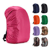35L/45L Adjustable Bag Covers Waterproof Dustproof Backpack Portable Rain Cover Ultralight Double Shoulder Bag Case Protector - The most popular products on Tiktok | GOWOW
