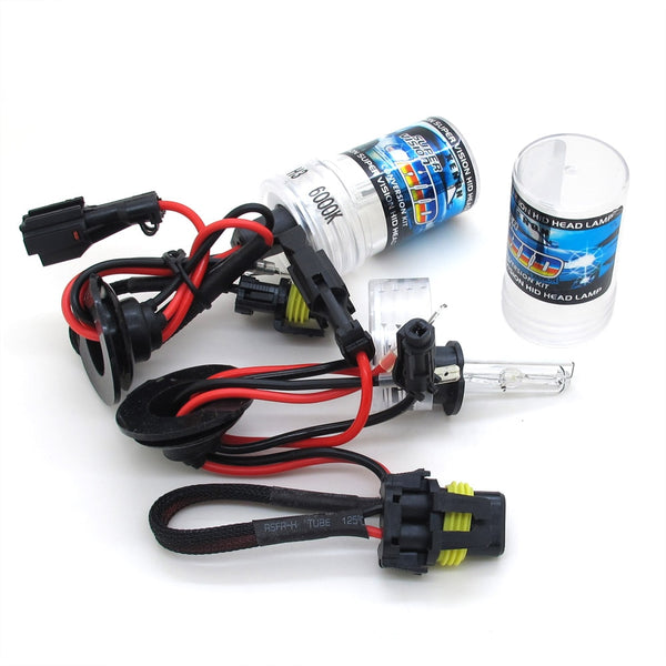 35W 55W HID Xenon Bulb H1 H3 H7 H11 9005 9006 12V Auto Car Xenon Headlight Lamp 3000K 4300K 5000K 6000K 8000K 10000K 12000K - The most popular products on Tiktok | GOWOW