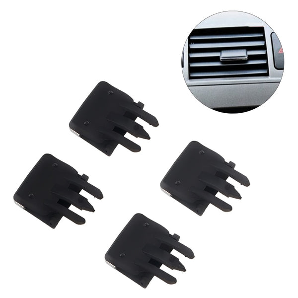 4 PCS Car Air Conditioning Vent Car Center Dash A/C Vent Louvre Blade Slice Air Conditioning Leaf Clip For Toyota Corolla - The most popular products on Tiktok | GOWOW