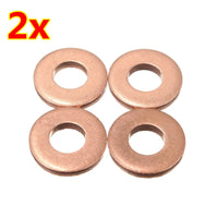 4pcs/8pcs  Injector Copper Washer Seals O-Ring For Peugeot / Citroen 1.6 HDI - 198173 - The most popular products on Tiktok | GOWOW