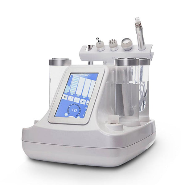 5 in 1 Hydrafacial Machine Oxygen Water Aqua Jet Peel Spa Machine Professional diamond Dermabrasion Peeling Skin Care Machine - The most popular products on Tiktok | GOWOW