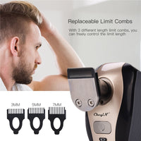 5 in 1 Rechargeable Electric Shaver Five Floating Heads Razors Hair Clipper Nose Ear Hair Trimmer Men Facial Cleaning Brush - The most popular products on Tiktok | GOWOW