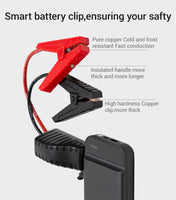 70mai Jump Starter 70Mai car jump starter Battery Power Bank Real 11000mah Car Starter Auto Buster Car Emergency Booster Battery - The most popular products on Tiktok | GOWOW