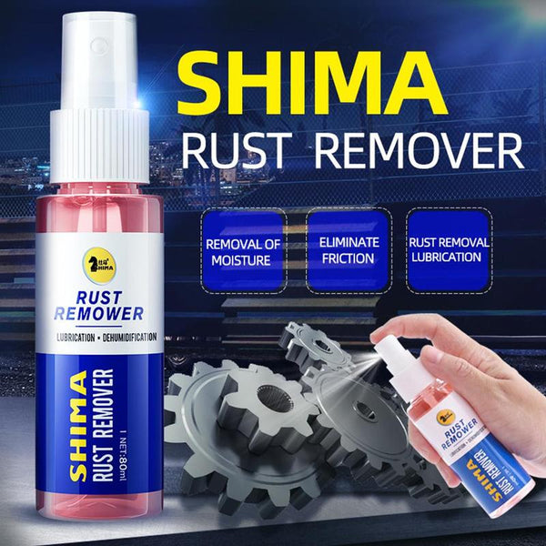 80ml Rust Remover Door Window Rust-proof Lubricant Wheel Hub Lubrication Metal Surface Rust Cleaning Spray Oxidation Prevention - The most popular products on Tiktok | GOWOW