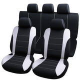9pcs universal car seat covers auto protect covers automotive seat covers fo kalina grantar  lada priora renault logan - The most popular products on Tiktok | GOWOW