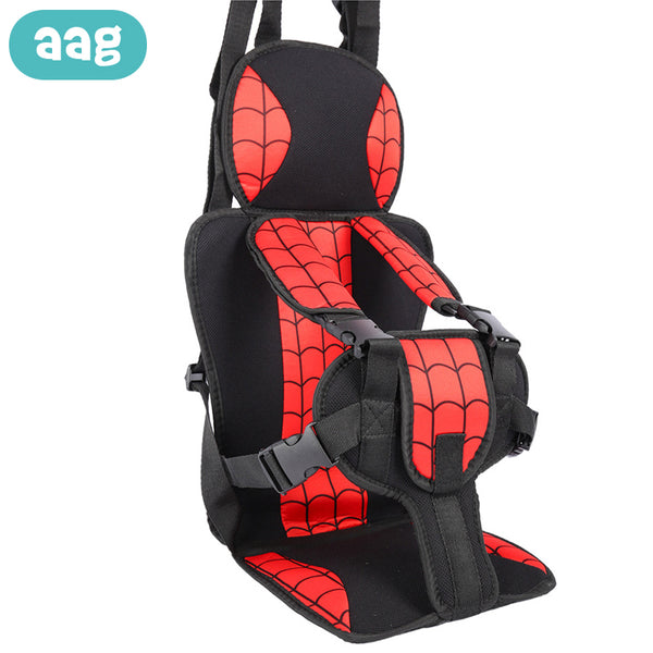 AAG Child Seat Cushion Children Travel Safety Chair Seats Pad Mat Baby Chair Belt Booster Kids Stroller Dining Chairs Carrier - The most popular products on Tiktok | GOWOW