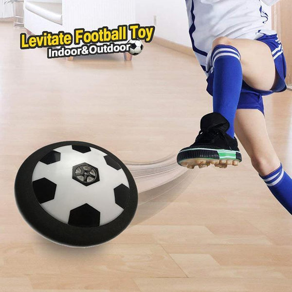 Air Suspended Football Football Floating Children Mini Development Toy Ball Toys Hovering Multi-surface Indoor Gliding Football - The most popular products on Tiktok | GOWOW