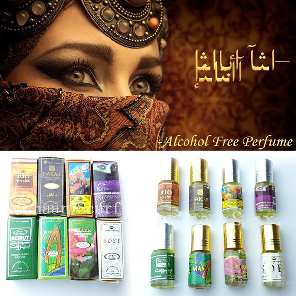 Alcohol Free Perfume Parfum Women Perfume Lasting Fragrance For Women Flower Flavor Perfume Essence Oil Body Deodorization - The most popular products on Tiktok | GOWOW