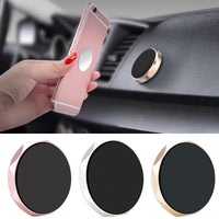 Auto Car Accessories Universal Car Magnetic Holder Car Dashboard Phone Mount Holder Auto Products Mount for Car Decoration - The most popular products on Tiktok | GOWOW