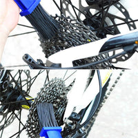 Auto Car Accessories Universal Rim Care Tire Cleaning Motorcycle Bicycle Gear Chain Maintenance Cleaner Dirt Brush Cleaning Tool - The most popular products on Tiktok | GOWOW