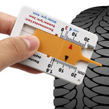 Auto car accessories Tyre Tread Depth Gauge Caliper Car Motorcycle Caravan Trailer Wheel Measure Car-styling Tire Repair Tools - The most popular products on Tiktok | GOWOW