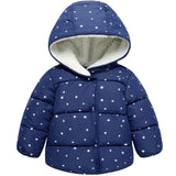 Baby Girls Coat & Jacket Children Outerwear winter Hooded coats Winter Jacket Fashion Kids Coat children's Warm Girls clothing - The most popular products on Tiktok | GOWOW