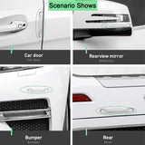 Baseus 4pcs Car Door Protector TPU Transparent Auto Edge Corner Guard Protective Bumper Stickers Vehicle Door Protector - The most popular products on Tiktok | GOWOW