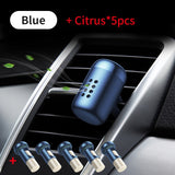 Baseus Metal Car Perfume Air Freshener Aromatherapy Solid for Car Air Vent Outlet Freshener Air Condition Clip Diffuser - The most popular products on Tiktok | GOWOW