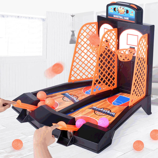 Basketball Shooting Game Desktop Table Stress Reliever Set Funny Gadgets Sport Educational Children Antistress Toy for Adults - The most popular products on Tiktok | GOWOW