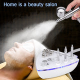 Beauty Star Diamond Microdermabrasion Dermabrasion Machine With Spray Gun Water Spray Vacuum Suction Exfoliation Facial Massage - The most popular products on Tiktok | GOWOW