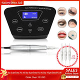 Biomaser Professional Tattoo Machine Rotary Pen For Permanent Makeup Eyebrows Lip Microblading DIY Machin Kit With Tattoo Needle - The most popular products on Tiktok | GOWOW