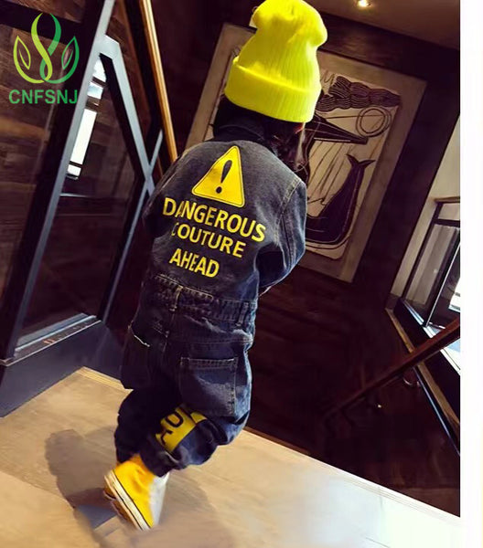 CNFSNJ 2020 Soft Denim Baby Romper Graffiti Infant Clothes Newborn Jumpsuit Baby Boy Girls Costume Cowboy Fashion Jeans Children - The most popular products on Tiktok | GOWOW