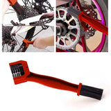 Car Accessories Red Universal Rim Care Tire Cleaning Motorcycle Bicycle Gear Chain Maintenance Cleaner Dirt Brush Cleaning Tools - The most popular products on Tiktok | GOWOW