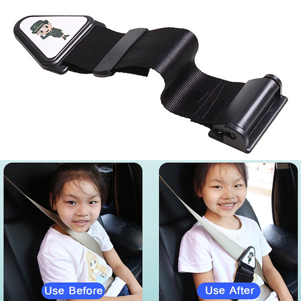 Car Child Safety Cover Shoulder Seat belt holder Adjuster Resistant Protect Car Safe Fit Seat Belt Sturdy For Safety Protector - The most popular products on Tiktok | GOWOW