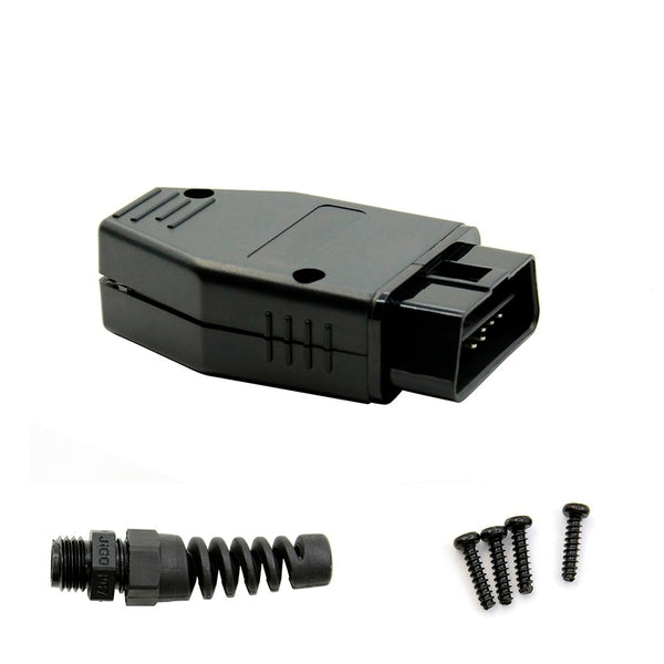 Car Diagnostic Tool OBD Male Plug 16Pin OBD2 Connector OBD 2 16 Pin OBD II Adaptor OBDII J1962 Connector Best Price - The most popular products on Tiktok | GOWOW