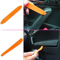 Car Panel Dash Removal Tools Automobile Nail Puller Radio Audio Panel Door Repairing Clip Trim Removal Pry Repair Tool Plastic - The most popular products on Tiktok | GOWOW