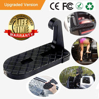 Car Rooftop Roof Rack Pedal Vehicle Assistance Easy Access The Door Step Hooked On Car Pedals Foot Pegs For Jeep Suv Truck - The most popular products on Tiktok | GOWOW