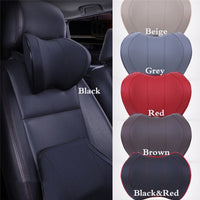 Car Seat Head Neck Rest Massage Auto Pillow Space Memory Neck Headrest Car Cover Vehicular Pillow Seat Headrest Accessories - The most popular products on Tiktok | GOWOW