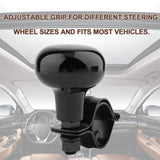 Car Steering Wheel Power Handle Ball Car Grip Knob Turning Helper Car Styling Hand Control Steering Wheel Fit Most Vehicles - The most popular products on Tiktok | GOWOW