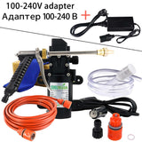 Car Wash 12V Car Washer Gun Pump High Pressure Cleaner Car Care Portable Washing Machine Electric Cleaning Auto Device - The most popular products on Tiktok | GOWOW