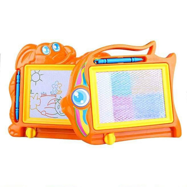 Cartoon Pattern Baby Kids Erasable Magnetic Writing Drawing Board Child Toy 2019NEW - The most popular products on Tiktok | GOWOW