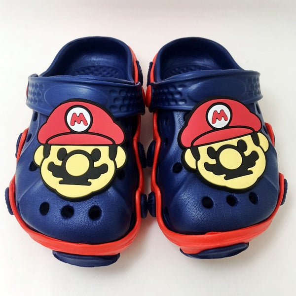 Children Boys Beach Sandals Clogs Kids Summer EVA Slip On Garden Shoes Japan Cartoon Super Mario/Pikachu Pokemon - The most popular products on Tiktok | GOWOW