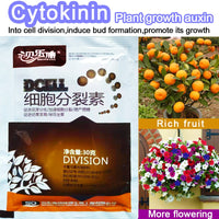 Cytokinin Plant Hormones Improve Vegetable Flower Fruit Tree Better Product And Grow Delaying leaf senescence For Garden Bonsai - The most popular products on Tiktok | GOWOW