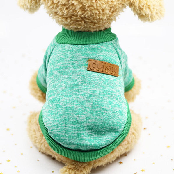 Dog Clothes For Small dog jersey cat Sweater Clothing For Pet cats Chihuahua warm dogs jersey autumn and winter sweater to keep - The most popular products on Tiktok | GOWOW